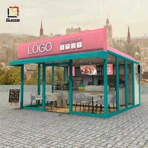 Prefabricated convenience store