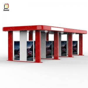 Car Wash Structures canopy