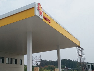 New design gas stations solution