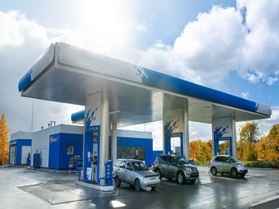 "Create a new visual experience for customers: Hongtai logo creates a ""new value"" for the Menderson gas station"